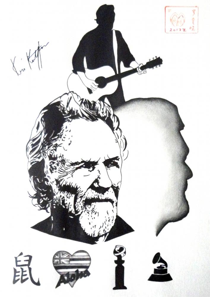 Kris Kristofferson por emma1965